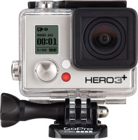 Action камера GoPro HERO3+ Silver Edition