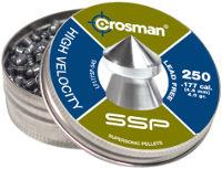 Кулі й патрони Crosman Lead Free 4.5 mm 0.26 g 250 pcs 2