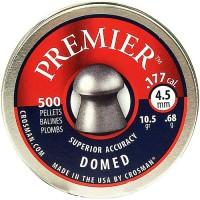 Кулі й патрони Crosman Domed 4.5 mm 0.68 g 500 pcs