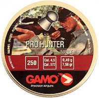 Пули и патроны Gamo Pro Hunter 4.5 mm 0.49 g 250 pcs