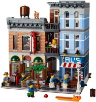 Конструктор Lego Detectives Office 10246