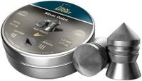 Кулі й патрони Haendler & Natermann Diabolo Silver Point 4.5 mm 0.75 g 500 pcs