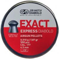 Фото - Пули и патроны JSB Diablo Exact 4.52 mm 0.51 g 500 pcs