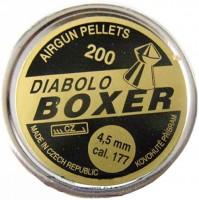 Пули и патроны Kovohute Boxer 4.5 mm 0.58 g 200 pcs