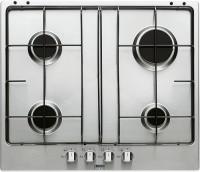 Фото - Варочная поверхность Zanussi ZGS 645 TX нержавеющая сталь