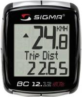 Велокомпьютер / спидометр Sigma Sport BC 12.12 STS