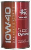 Моторное масло Wolver Super Dynamic 10W-40 1L