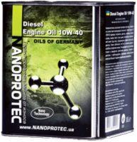 Моторное масло Nanoprotec Diesel Engine Oil 10W-40 1л