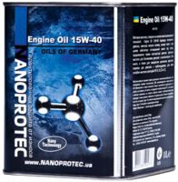 Моторное масло Nanoprotec Engine Oil 15W-40 1L