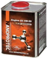 Моторное масло Nanoprotec Engine Oil 5W-50 1L