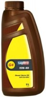 Моторное масло Luxe Diesel CG-4/SJ 15W-40 1л