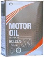 Моторное масло Mazda Golden 5W-20 SM 4L 4л