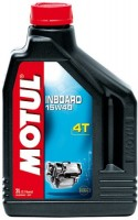 Моторное масло Motul Inboard 4T 15W-40 2L