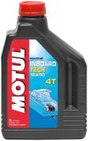 Моторное масло Motul Inboard Tech 4T 15W-50 2L