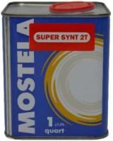 Моторное масло Mostela 2T Super Synt 1L 1л