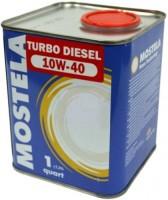 Моторное масло Mostela Turbo Diesel 10W-40 1л