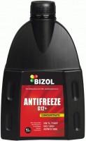 Охлаждающая жидкость BIZOL Coolant G12 Plus Concentrate 1L