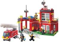 Фото - Конструктор Brick Fire Control Branch Bureau 910