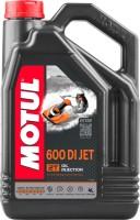 Моторное масло Motul 600 DI Jet 2T 4L