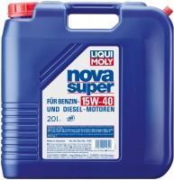 Моторное масло Liqui Moly Nova Super 15W-40 20л