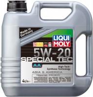 Фото - Моторное масло Liqui Moly Special Tec AA 5W-20 4л