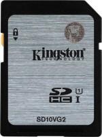 Карта памяти Kingston SDHC Class 10 UHS-I 16Gb