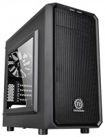 Корпус Thermaltake Versa H15 Window черный