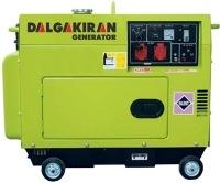Фото - Электрогенератор Dalgakiran DJ 7000 DG-TECS