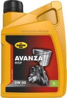 Моторное масло Kroon Avanza MSP 5W-30 1L