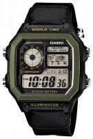 Фото - Наручные часы Casio AE-1200WHB-1B