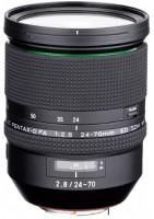 Объектив Pentax HD DFA-24-70mm f/2.8 ED SDM WR