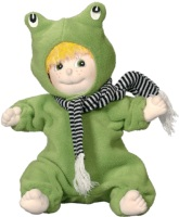 Кукла Rubens Barn Frog