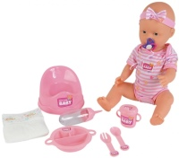 Кукла Simba New Born Baby 5039005