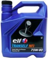 Трансмиссионное масло ELF Tranself NFJ 75W-80 5л