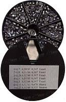 Пули и патроны JSB Diabolo Test Exact 4.5 mm 0.51 g 350 pcs