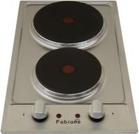 Фото - Варочная поверхность Fabiano FHE 14-2 нержавеющая сталь