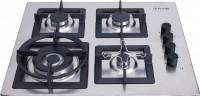 Фото - Варочная поверхность Perfelli HGM 6441 нержавеющая сталь