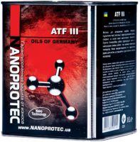 Фото - Трансмиссионное масло Nanoprotec ATF III 1л