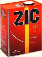 Фото - Трансмиссионное масло ZIC ATF III 4л