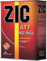 Фото - Трансмиссионное масло ZIC ATF Multi Vehicle 4л