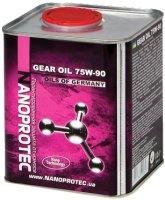 Фото - Трансмиссионное масло Nanoprotec Gear Oil 75W-90 GL-4/5 1л