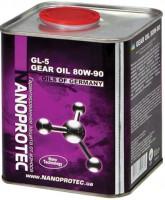 Фото - Трансмиссионное масло Nanoprotec Gear Oil 80W-90 GL-5 1л