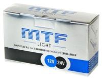 Фото - Автолампа MTF Light H7 4300K Kit