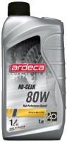 Фото - Трансмиссионное масло Ardeca HD Gear 80W 1L 1л