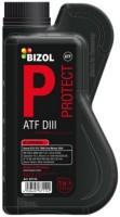 Фото - Трансмиссионное масло BIZOL Protect ATF DIII 1л