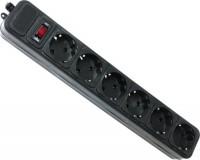 Сетевой фильтр / удлинитель Gembird SPG6-G-6 1.8м