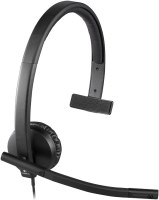 Фото - Наушники Logitech USB Headset Mono H570e