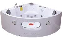 Ванна IRIS hydro TLP-638  155x155см гидромассаж