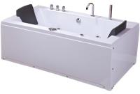 Ванна IRIS hydro TLP-658  180x90см