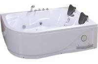 Ванна IRIS hydro TLP-631  180x120см гидромассаж